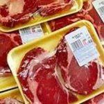 توزیع گوشت گوسفندی