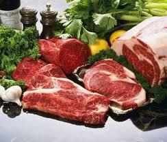 مرکز گوشت قرمز گوسفندی یخ زده