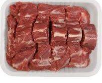 فروشنده گوشت گوسفندی