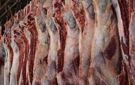 گوشت گوسفندی شقه