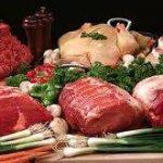 گوشت گوسفندی روز
