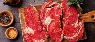 گوشت گوسفندی تازه