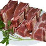 گوشت گوسفندی ماهیچه